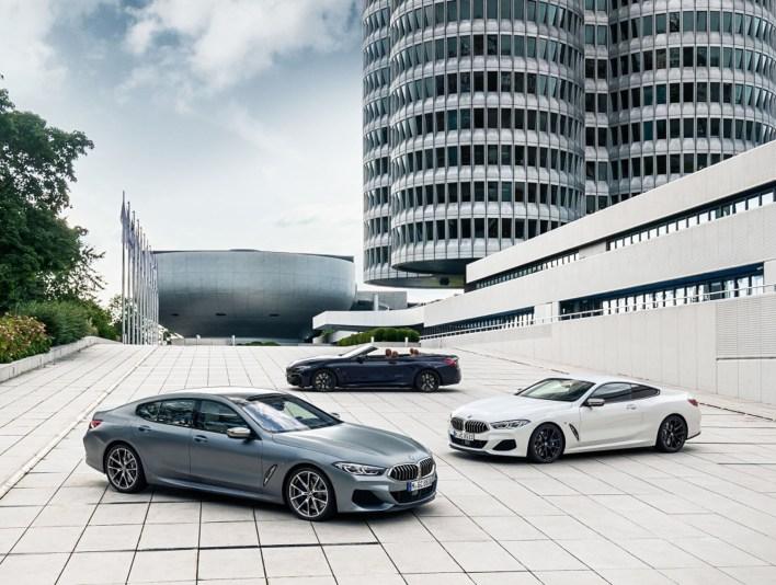 BMW SŽrie 8