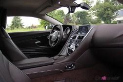 Photos essai Aston Martin DB11 intŽrieur