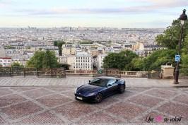 Photos essai Aston Martin DB11 coupŽ midnight blue