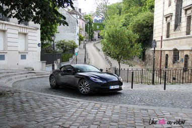 Photos essai Aston Martin DB11 coupŽ sportif