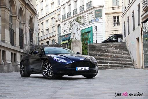 Photos essai Aston Martin DB11 2020