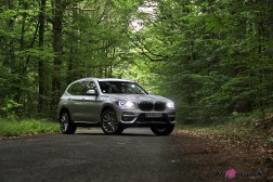 Photo essai BMW X3 hybride rechargeable 2020 essence PHEV