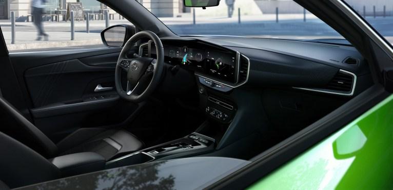 Photos intŽrieur Opel Mokka 2020