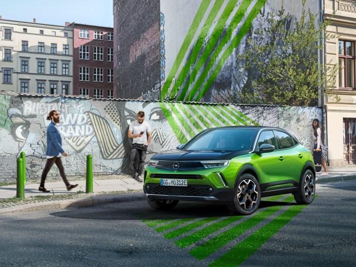 Photos Opel Mokka-e 2020 Žlectrique statique