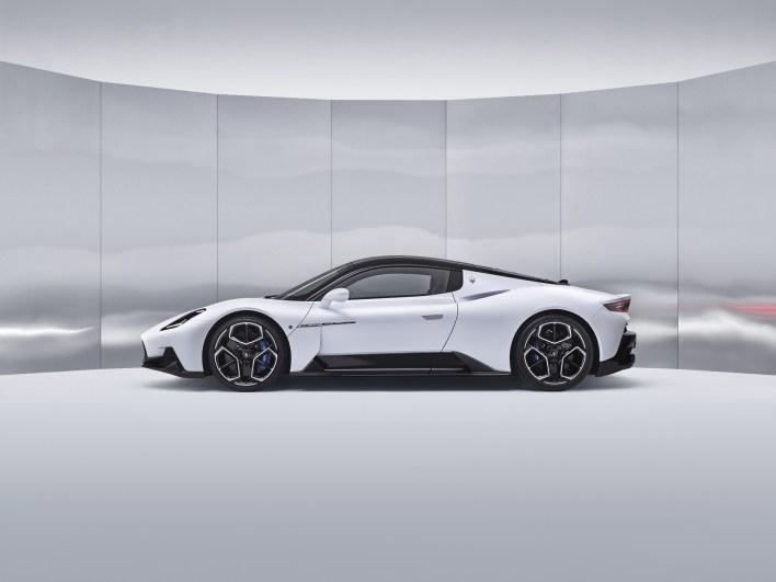 Photo profil Maserati MC20 2020