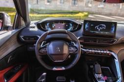 Photo poste de conduite Peugeot 3008 restylée