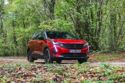 Photo profil Peugeot 5008 restylée 2020