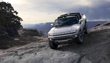 Photo GMC Hummer EV pick-up 2020