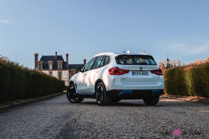Photo arrière BMW iX3 2020