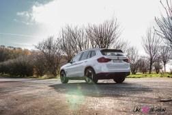 Photo arrière statique BMW iX3 2020