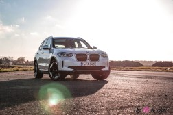 Photo essai BMW iX3 2020