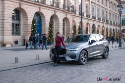 Photo Marie Lizak Volvo XC60 T6 gris 2020