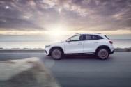 Photo SUV Mercedes EQA électrique 2021