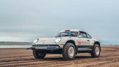 Photo of Singer ACS : la Porsche 911 Safari réinventée