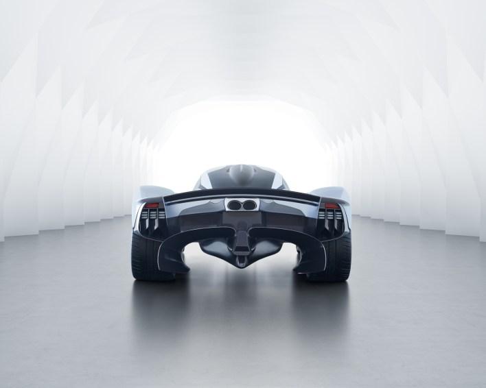 Photo Aston Martin Valkyrie