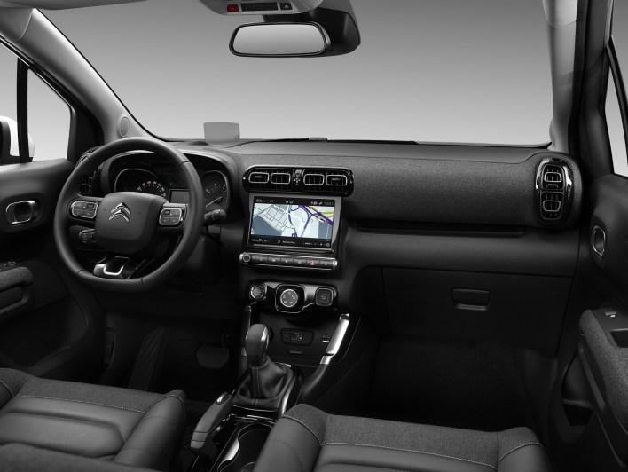 Photo intérieur Citroen C3 Aircross restylée 2021