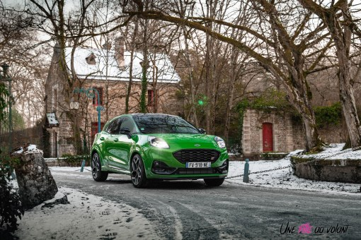Photo essai Ford Puma ST 2021
