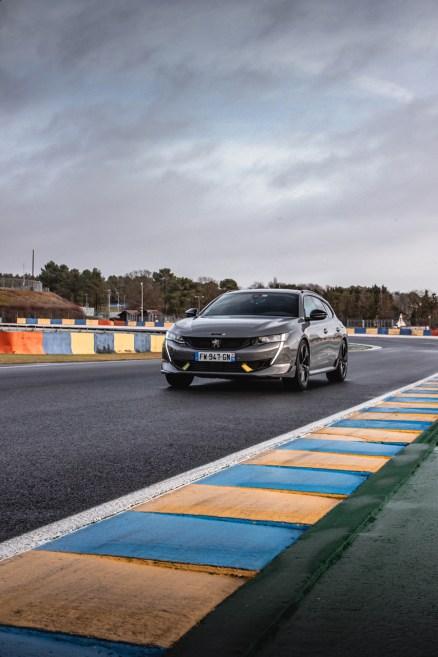 Photo statique Peugeot 508 Peugeot Sport Engineered 2021