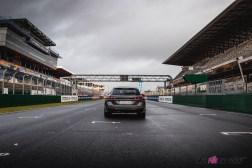 Photo face arrière statique Peugeot 508 PSE 2021