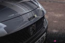 Photo logo Peugeot 508 PSE 2021