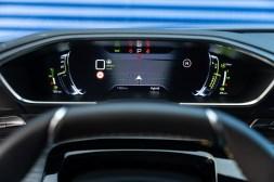 Photo i-cockpit Peugeot 508 PSE 2021