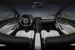 Photo intérieur McLaren Artura 2021