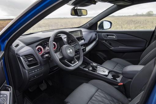 Photo intérieur Nissan Qashqai 2021