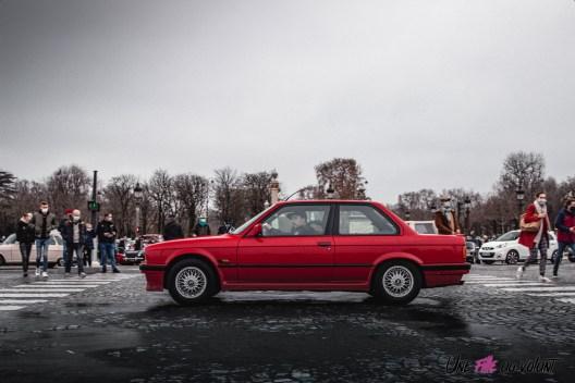 Photo Traversée de Paris hivernale 2021 BMW