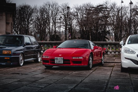 Photo Traversée de Paris hivernale 2021 Honda MR 2