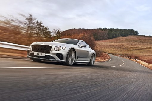 Photo nouvelle Bentley Continental GT Speed 2021
