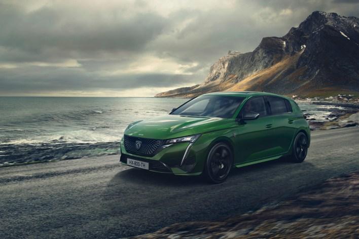 Photo nouvelle Peugeot 308 2021