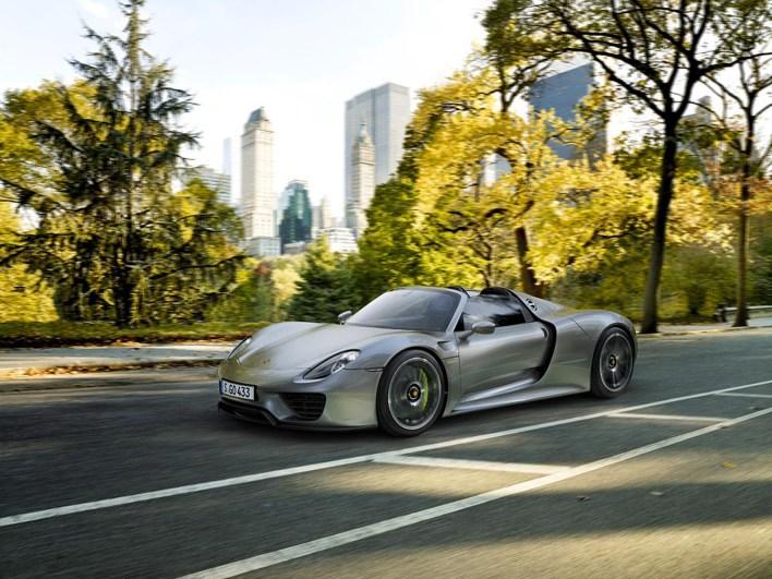 Photo Porsche 918 Spyder