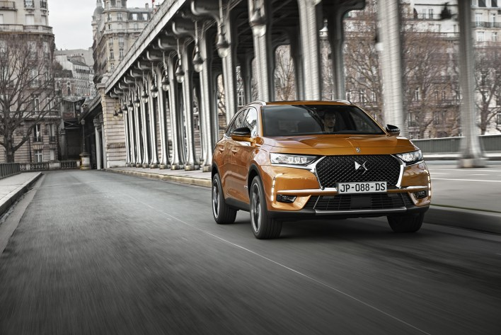 Photo DS 7 Crossback