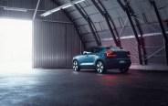 Photo Volvo C40 Recharge électrique 2021