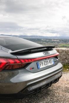 Photo aileron Audi RS e-tron GT 2021