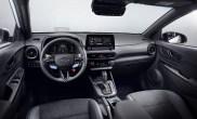Photo intérieur Hyundai Kona N 2021