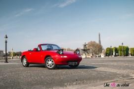 Photo Mazda MX-5 NA Paris