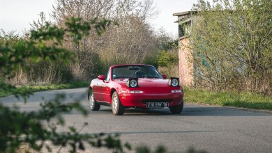 Photo of Cinq bonnes raisons de craquer pour une Mazda MX-5 NA