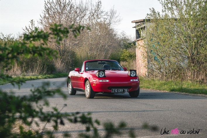 Photo Mazda MX-5 NA pop-up