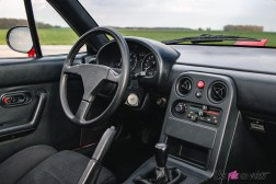 Photo intérieur volant Mazda MX-5 NA
