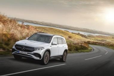Photo SUV Mercedes GLB 2021