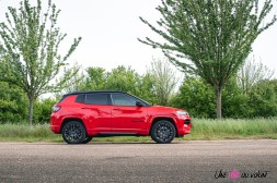 Photo profil Jeep Compass 4xe hybride rechargeable