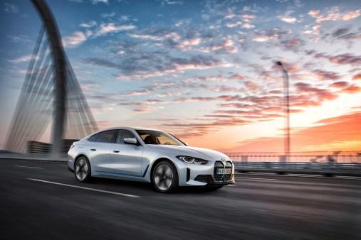 Photo nouvelle BMW i4 2021