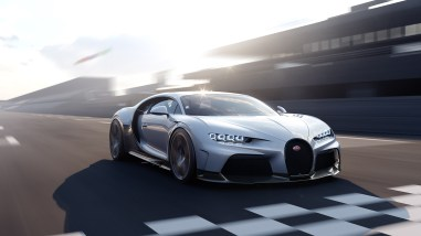Photo avant Bugatti Chiron Super Sport 2021