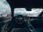 Photo intérieur Porsche 911 GTS 2021