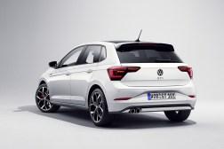 Photo arrière Volkswagen Polo GTI 2021