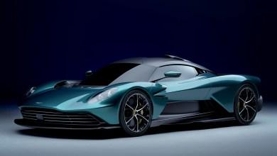 Photo of Aston Martin Valhalla : oeuvre d'art hybride