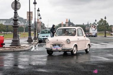 Photo traversee de paris estivale 2021