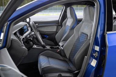 Photo sièges Volkswagen Golf R SW 2021