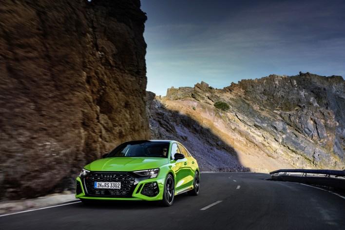 Photo Audi RS 3